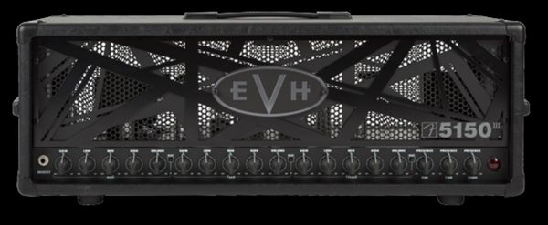 Floor Model EVH® Limited Edition 5150 III 100S Electric Guitar Amplifier Head Black
