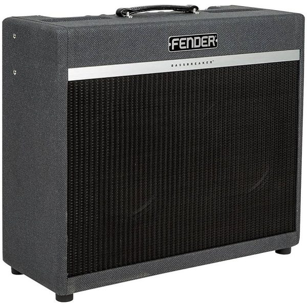 Fender® Bassbreaker 45 45-Watt Tube Combo Amplifier