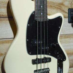"Ibanez TMB30 Talman Electric Bass Guitar 30"" Short Scale Ivory"