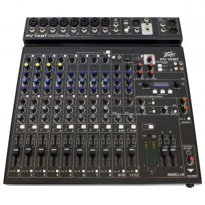 Peavey PV14 BT Mixer with Bluetooth